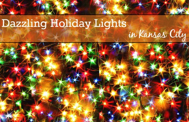 holiday light displays and events in kc