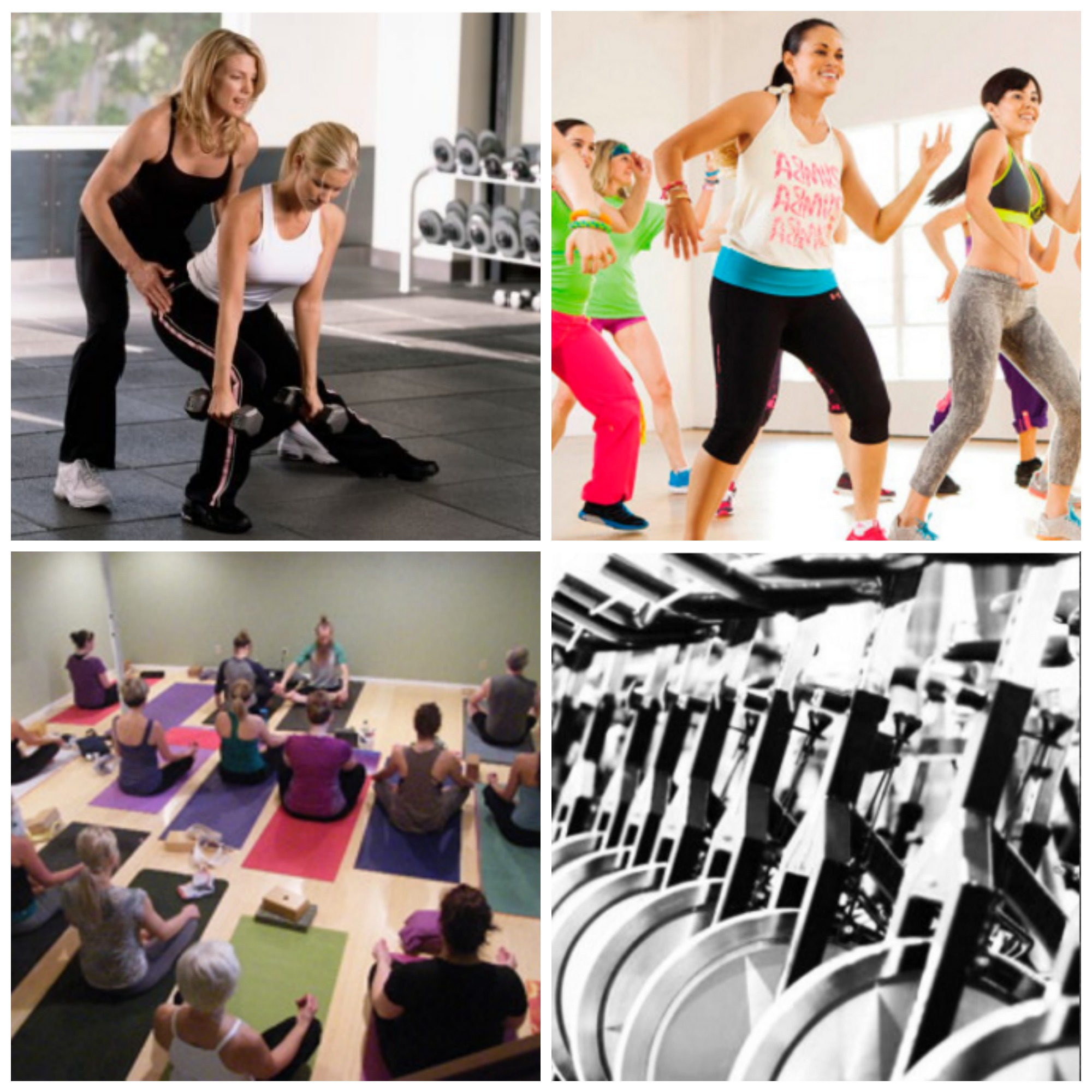 BLUSH FITNESS   New Women-Only Gym Coming to Johnson County
