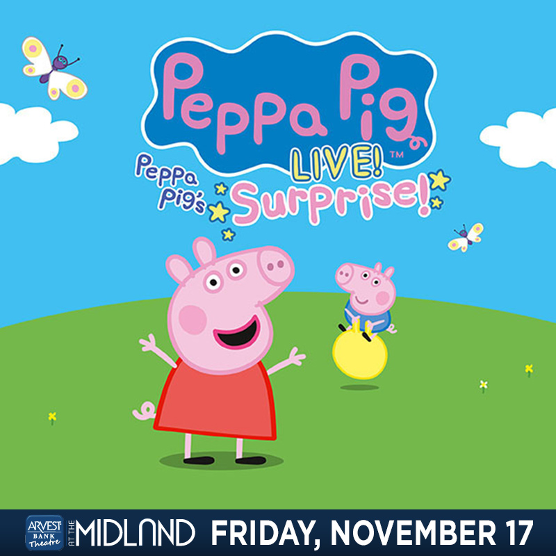 Peppa Pig Live! KC Ticket Giveaway