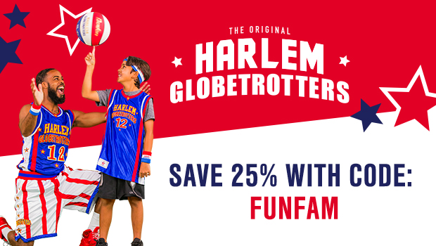 Harlem Globetrotters Kansas City Tour at Sprint Center