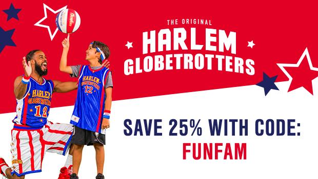 Harlem Globetrotters Kansas City Tour at Sprint Center