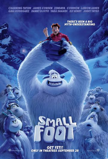 Enter to WIN Smallfoot Movie Screening Passes!