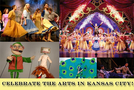 Celebrate the Arts in Kansas City